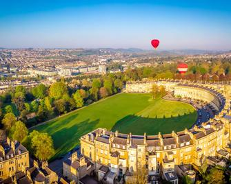 The Royal Crescent Hotel & Spa - Bath - Outdoor view
