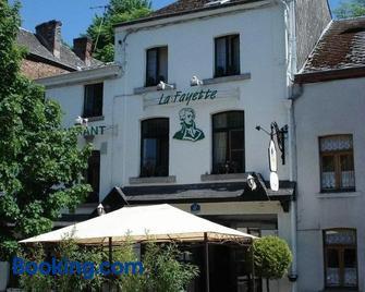Hotel La Fayette - Rochefort - Building
