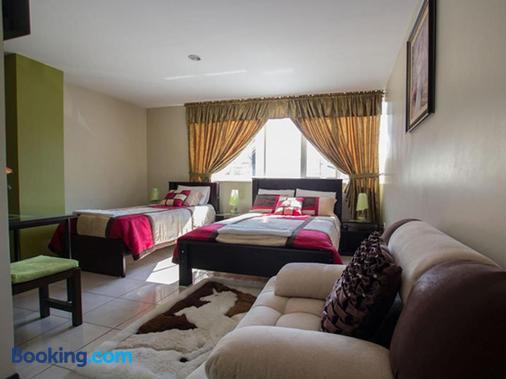 Hotel Las Gardenias - Cuenca - Bedroom