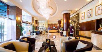 Majlis Grand Mercure Residence Abu Dhabi - Abu Dhabi - Lobby