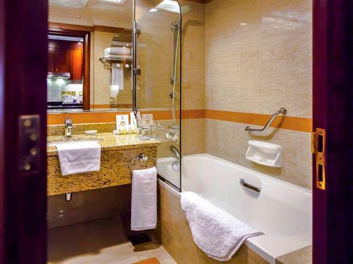 Majlis Grand Mercure Residence Abu Dhabi - Abu Dhabi - Kylpyhuone