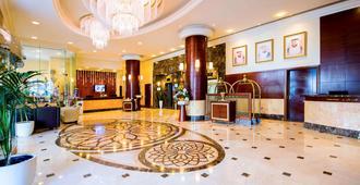 Majlis Grand Mercure Residence Abu Dhabi - Άμπου Ντάμπι - Σαλόνι ξενοδοχείου