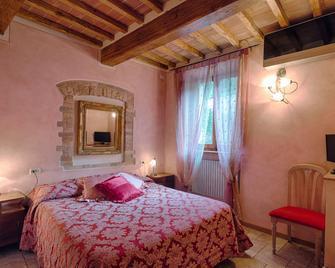 Donna Nobile - San Gimignano - Κρεβατοκάμαρα