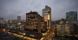 The James Hotel Rotterdam - Rotterdam - Outdoor view