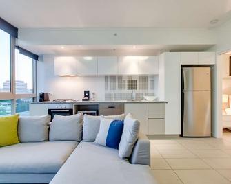 Alpha Mosaic Hotel Fortitude Valley - Brisbane - Kitchen