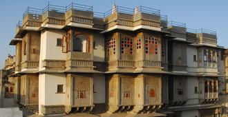 Madri Haveli - Udaipur - Edificio
