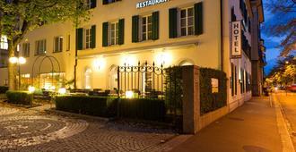 Hotel St Josef - Zúrich - Edificio