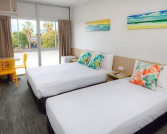 Palm Beach Hotel - Palm Beach - Спальня