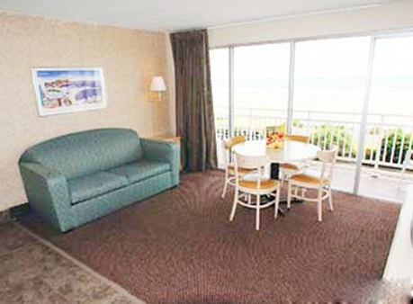 Marjac Suites Virginia Beach Oceanfront - Virginia Beach - Phòng ăn