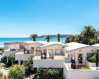 Onetangi Beach Apartments - Waiheke-eiland - Gebouw