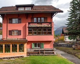 Chalet Speciale - Hostel - Celerina/Schlarigna - Building