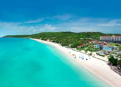 Sandals Grande Antigua Couples Only - Cedar Grove - ชายหาด