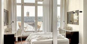 The Pure, a member of Design Hotels - פרנקפורט אם מיין - חדר שינה