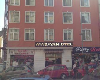 Atasayan Otel - Gebze - Building