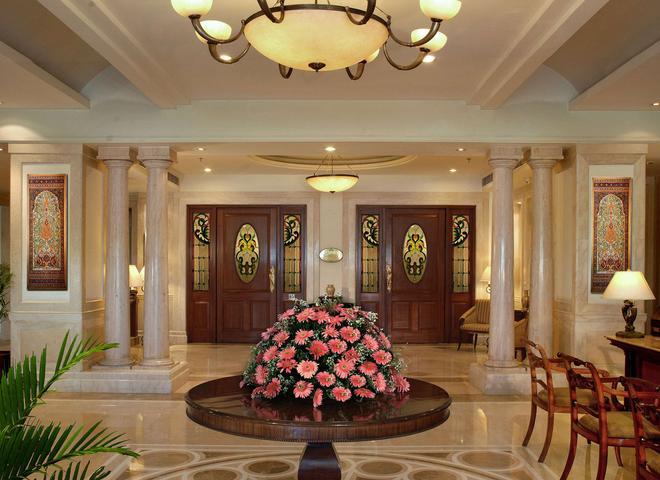 久德普公園廣場酒店 - 久德浦 - 焦特布爾 - 大廳