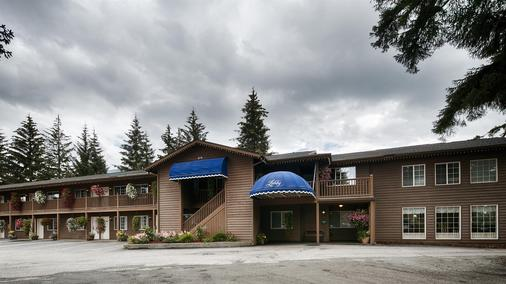 Best Western Country Lane Inn - Juneau - Gebäude