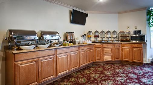 Best Western Country Lane Inn - Juneau - Buffet