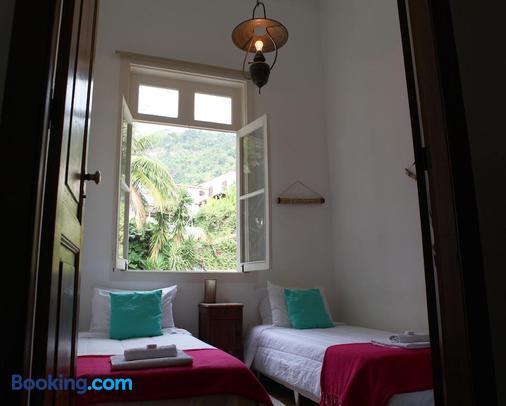 勞琳達別墅酒店 - 里約熱內盧 - 里約熱內盧 - 臥室