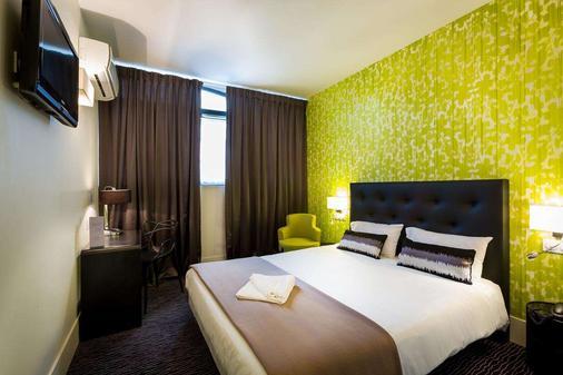 Hôtel Raymond 4 Toulouse - Toulouse - Bedroom