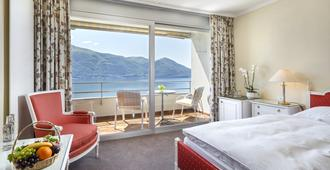 Casa Berno Swiss Quality Hotel - Ascona - Bedroom
