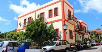 Hotel Oriente - Lipari - Edificio