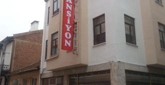 Meric Otel - Edirne - Building