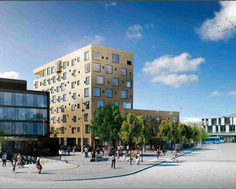 Comfort Hotel Porsgrunn - Porsgrunn - Building