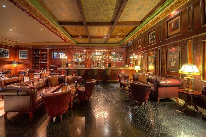 Royal Ascot Hotel - Dubai - Bar