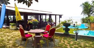 Latheena Resort - Mirissa - Pátio
