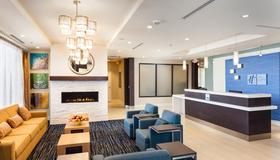 Holiday Inn Express at Monterey Bay - Seaside - Lobby