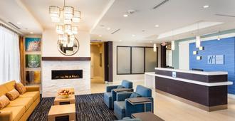 Holiday Inn Express at Monterey Bay - Seaside - Ingresso