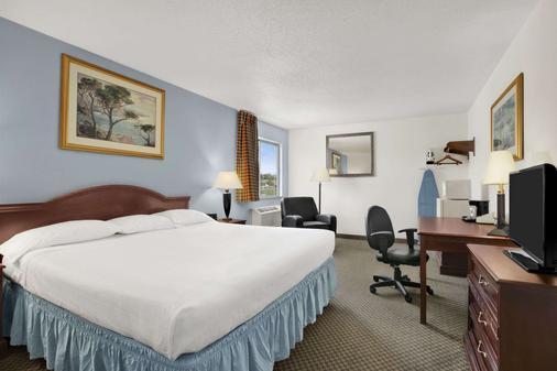 Super 8 by Wyndham Washington - Washington - Schlafzimmer