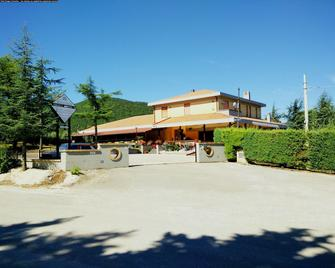 Park Residence - Giano dell'Umbria - Building