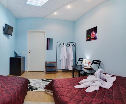 艾爾雅帕如斯酒店 - 聖彼得堡 - 臥室