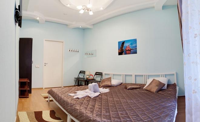 Alye Parusa Hotel - Saint Petersburg - Phòng ngủ