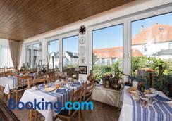 Atlantic Hotel Garni - Wangerooge - Restaurant