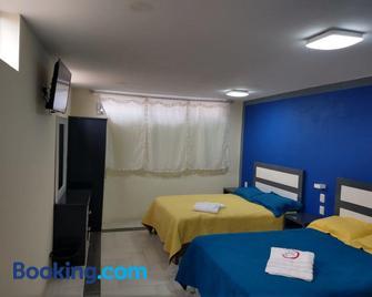 Hotel del Rosario - Zacatlan - Slaapkamer