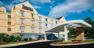 Fairfield Inn by Marriott Myrtle Beach Broadway at the Beach - Myrtle Beach - Edificio