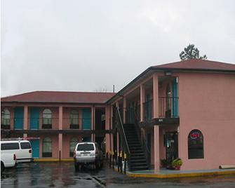 Scottish Inn - Jonesboro - Gebäude