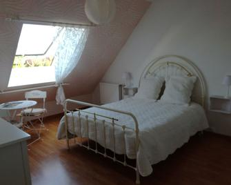 Chambre Rose Blanche - Le Lude - Schlafzimmer