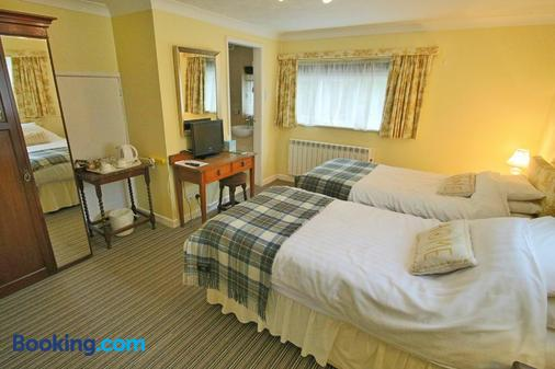 Calcutts House - Telford - Bedroom