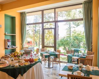 Villa Morgana Resort & Spa - Torre di Faro - Restaurace