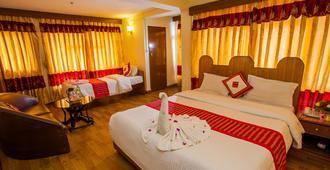 Pilgrims Guest House - Katmandú - Habitación