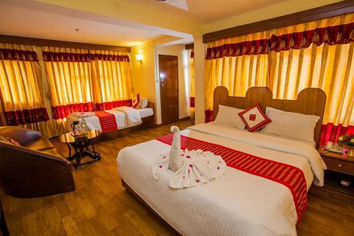 Pilgrims Guest House - Kathmandu - Phòng ngủ