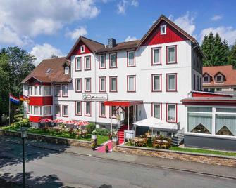Hotel Niedersachsen Harz - Ханенклее - Здание