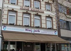Hotel American - Venlo - Building