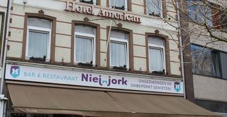 Hotel American - Venlo - Edificio