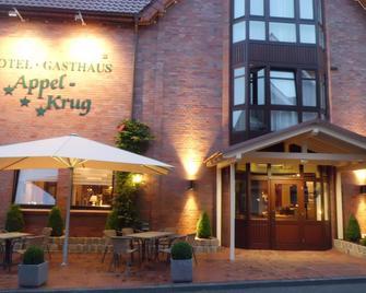 Hotel Gasthaus Appel Krug - Delbruck - Building