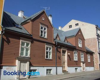 Tampere Maja - Tartto - Rakennus