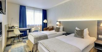 Mercure Hotel Regensburg - רגנסבורג - חדר שינה
